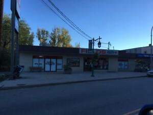Commercial Retail building in Lumby's town centre!