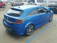 Astra vxr 2009 complete drivers door in Arden blue 07594145438