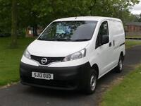 13 NISSAN NV200 1.5 DCI SE BLUETOOTH (FSH) ONE OWNER