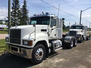 2012 Mack CHU Heavy Spec Daycabs - 2 AVAILABLE!
