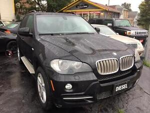 2009 BMW X5 35d- DIESEL-PANO-CERTIFIED-EASY APPROVAL FINANCING