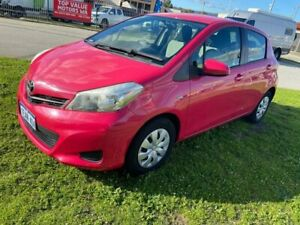 2012 LOVELY LITTLE YARIS 5 DOOR HATCH AUTOMAYIC Maddington Gosnells Area Preview