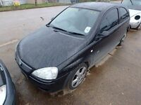 Breaking corsa c Sri 2005 1.8 all parts available 07594145438