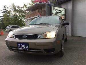 2005 Ford Focus SE Wagon / CERTIFIED / DYNASTY AUTO