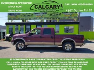 2007 Ford Super Duty F-250 Lariat  *$99 DOWN EVERYONE APPROVED*