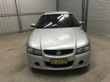 2005 Holden Commodore VZ S Silver 4 Speed Automatic Utility Coonamble Coonamble Area Preview