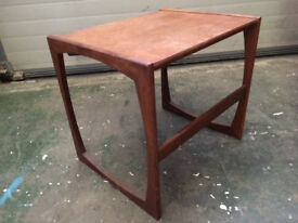 DANISH STYLE G.PLAN TEAK Single 1 x Large Table from a Nest of Tables.