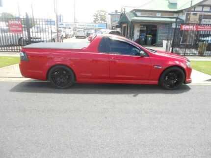 2007 Holden Ute VE SV6 Red 6 Speed Manual Utility Blair Athol Port Adelaide Area Preview