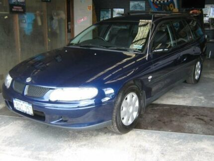 2002 Holden Commodore VX II Acclaim Blue 4 Speed Automatic Wagon Fremantle Fremantle Area Preview