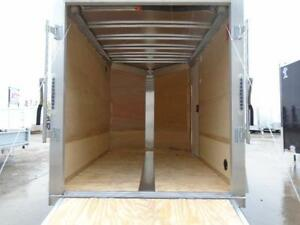 5x8 LIGHT WEIGHT NEO - EASY TO TOW - GREAT ALUMINUM TRAILER! London Ontario image 3