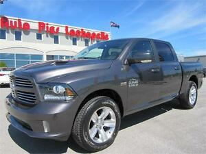 2016 Ram 1500 Sport, Seulement 1 600 KM!!! Comme neuf!!