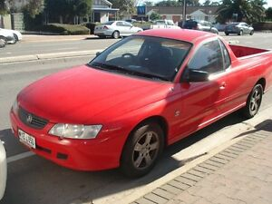 2003 Holden Ute VY S Red 4 Speed Automatic Utility Somerton Park Holdfast Bay Preview