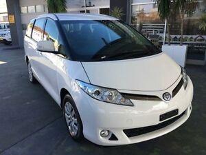2013 Toyota Tarago ACR50R MY13 GLi White 7 Speed CVT Auto 7 Speed Wagon Hamilton Newcastle Area Preview