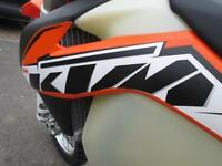 KTM 450 EXCF 2014 ENDURO ROAD REGISTERED ELECTRIC START MX MOTOCROSS BIKE