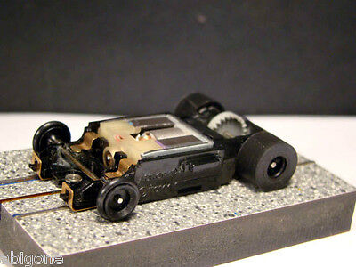 """SRT """"PHASE 2"""" TOMY CHASSIS - 3.9 Ohm, Lvl 50 NEOs, Silicones - FAST & HANDLES!"""