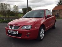 Reliable, mechanically sound, clean Rover 25