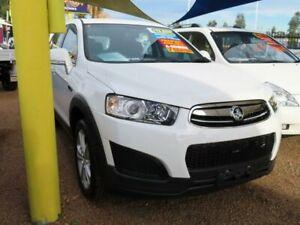 2014 Holden Captiva CG MY15 7 LS White 6 Speed Sports Automatic Wagon Minchinbury Blacktown Area Preview