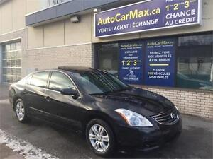 2012 Nissan Altima 2.5 SPORT PKG -SUNROOF-BLUTOOTH-IMPÉCABLE!!
