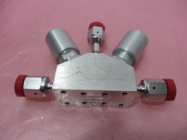 Veriflo 45700153 High Purity Diaphragm Valve, 316L, 450930