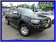 2016 Ford Ranger PX MkII XLT 3.2 (4x4) Black 6 Speed Automatic Dual Cab Utility Penrith Penrith Area Preview
