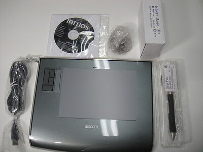 NEW in BOX Wacom Intuos 3 Digital Tablet 4x6 with PEN Stylus, Mouse Adobe Corel, used for sale  Shipping to Nigeria