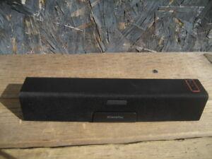 XtremeMac speaker ipu-str, 10x2.5x2 inches, iphone 4 /ipod docki