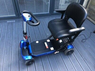 solax Transformer remote folding mobility scooter one owner since new