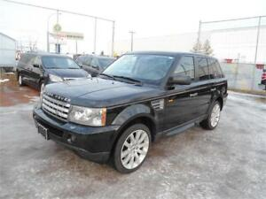 2006 Land Rover Range Rover Sport SC\NAV\SUNROOF\LEATHER\4X4