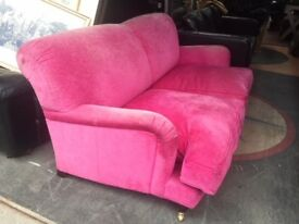 Sofa in the style of Howard and Sons