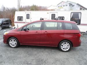 GREAT DEAL !!! 2012 Mazda5 automatic +ROOF RACKS!!!