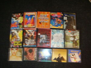 DVDs and CDs,