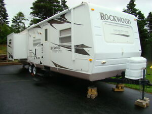 Rockwood Signature Ultra Light Trailer - 31BHS St. John's Newfoundland image 1