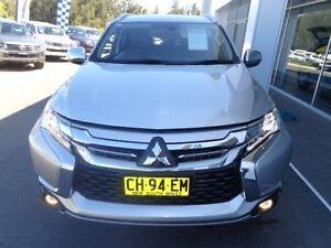 2016 Mitsubishi Pajero Sport QE GLS (4x4) Sterling Silver 8 Speed Automatic Wagon Port Macquarie Port Macquarie City Preview