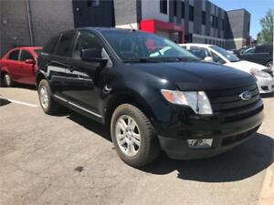 FORD EDGE SEL 2008  AWD / MAGS / SIEGES CHAUFFANTS / BAS MILAGE