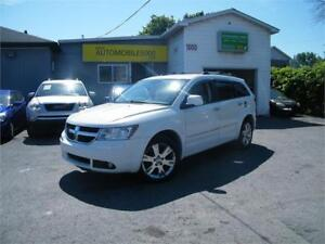 2010 Dodge Journey R/T AWD . CUIR .