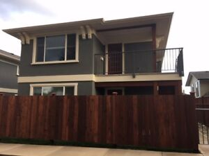 Quiet apartment in brand new fourplex now available