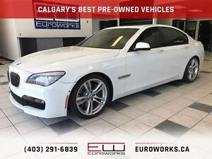 2011 BMW 750i xDrive CALGARY'S BEST PRE-OWNED VEHICLES.  Your...