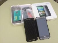 Mint Condition HTC one M8 16GB Metal Grey ( Set up for EE) with full accessories unopened