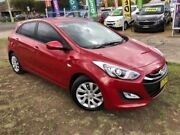 2014 Hyundai i30 GD MY14 Active Red 6 Speed Automatic Hatchback Dapto Wollongong Area Preview
