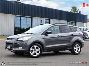 2015 Ford Escape SE,REARVIEW CAM,B.TOOTH,HEATED SEATS