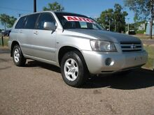 2005 Toyota Kluger  Silver 4 Speed Automatic + O/Drive Sportswagon Holtze Litchfield Area Preview