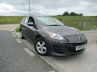 MAZDA 3 1.6 TS 5d 105 BHP 6 Months RAC Recovery (grey) 2009