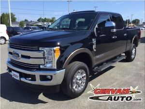 Ford F-250 Lariat 4x4 Diesel GPS Cuir Toit Panoramique MAGS 2017