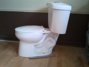 Toilette double-chasse
