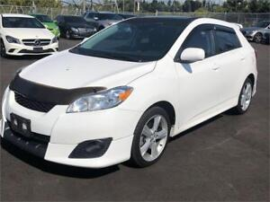 2009 Toyota Matrix FWD $8995