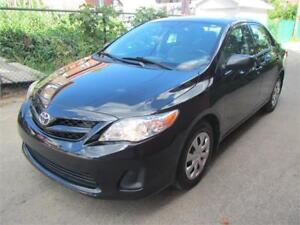 2013 TOYOTA COROOLLA LE/TRÈS PROPRE*ONE OWNER $59 SEMAINE
