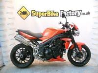 2010 10 TRIUMPH SPEED TRIPLE 1050