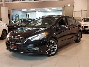 2015 Kia Forte 2.0L SX=LEATHER-ROOF-NAVIGATION-CAMERA