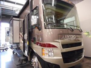 GORGEOUS, IMACULATE CLASS A ALLEGRO 34TGA MOTORHOME