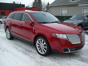 2010 Lincoln MKT AWD-7PASS-LEATHER-PANOROOF-NAVI
